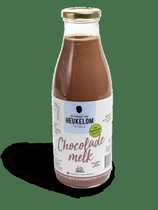 Chocolade Melk - Minder suiker