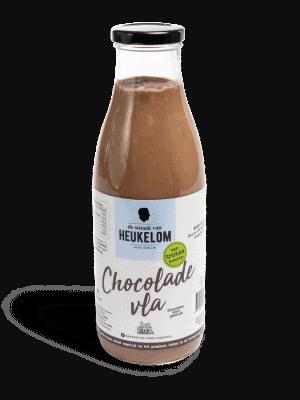 Chocolade Vla - Vla van de boer - Brabant - De smaak van hier
