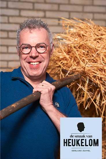 De Smaak van Heukelom Lokale boer Rob Benissen