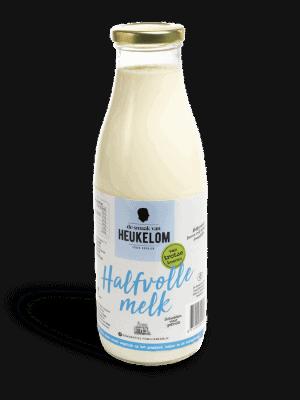 Halfvolle Melk - Melk van de boer - Brabant - De smaak van hier