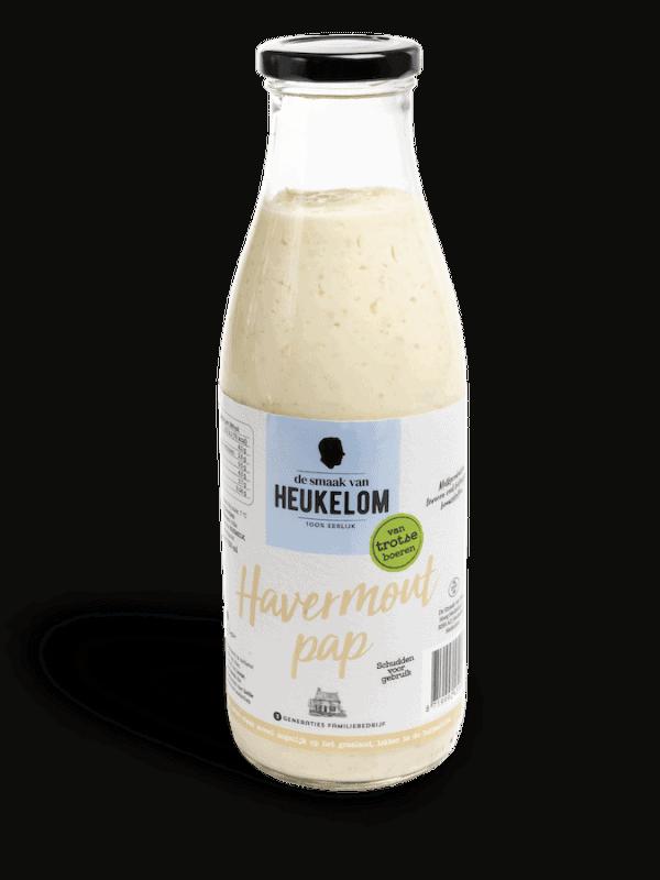 Havermout Pap - Havermout pap van de boer - Brabant - De smaak van hier