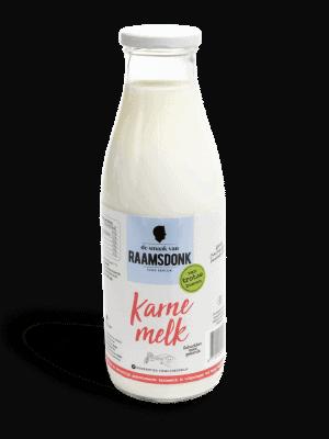 Karnemelk - Karnemelk van de boer - Brabant - De smaak van hier
