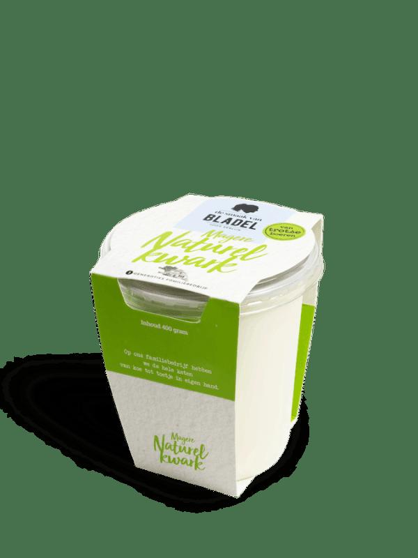 Natural Kwark - Kwark van de boer - Brabant - De smaak van hier