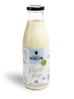Rijstepap - Rijstepap van de boer - Brabant - De smaak van hier