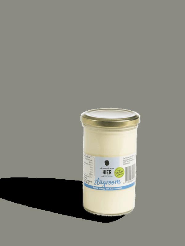 Slagroom - Slagroom van de boer - Brabant - De smaak van hier
