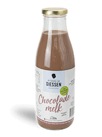 Streekprodukt chocolade melk