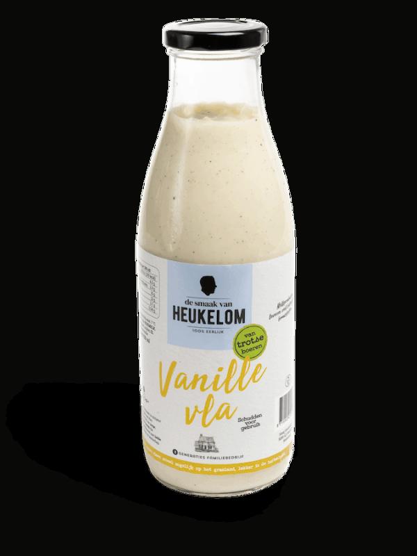 Vanille Vla - Vla van de boer - Brabant - De smaak van hier