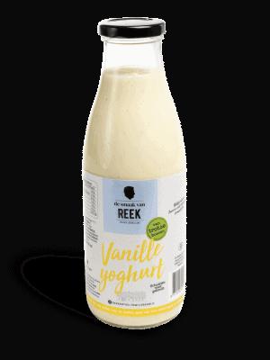 Vanille Yoghurt - Yoghurt van de boer - Brabant - De smaak van hier