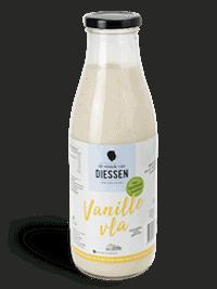 Vanille vla De smaak van Hier Streekproduct
