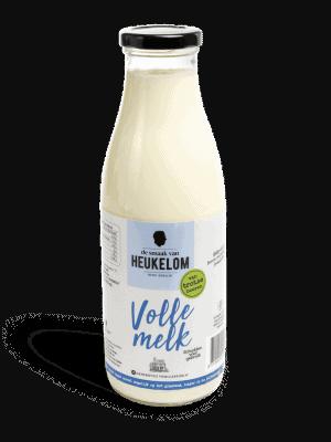 Volle Melk - Melk van de boer - Brabant - De smaak van hier