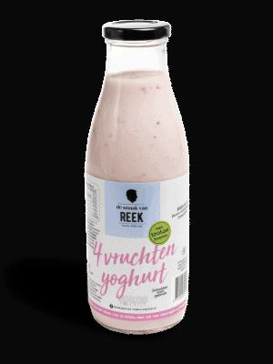 Vruchten Yoghurt - Yoghurt van de boer - Brabant - De smaak van hier