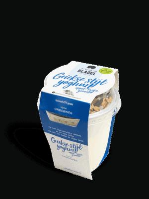 Yoghurt Griekse Stijl Appel Rozijn Granola- Yoghurt van de boer - De smaak van hier